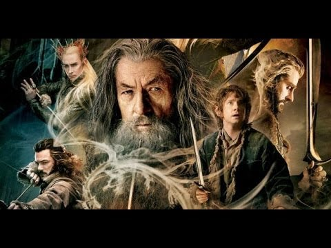 The Hobbit: The Battle of Five Armies 2014 - Movie Review.