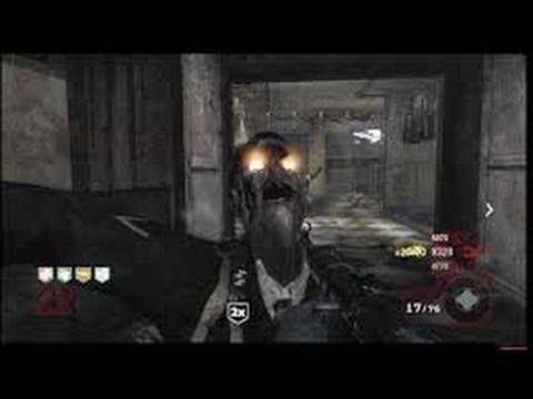 Zombies - KINO DER TOTEN Online 4 Players Black Ops COD