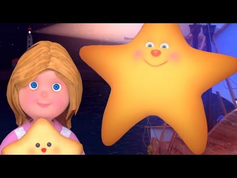 Twinkle Twinkle Little Star, Full Version - cute animation. Perfect for homeschool families