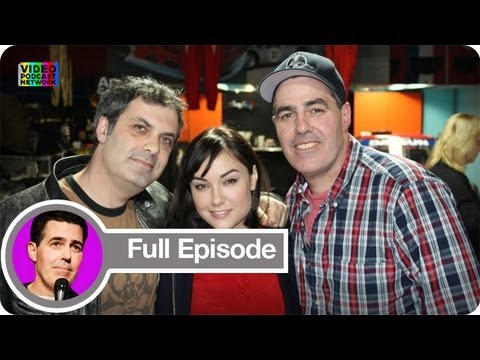 Sasha Grey & Kenny Hotz | The Adam Carolla Show | Video Podcast Network