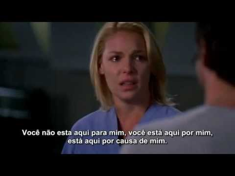 - Grey's Anatomy 5x13 - Izzie and Denny - Heaven or hell - Legendado PT-BR-