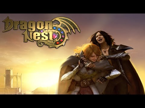 Dragon Nest: Rise of the Black Dragon Movie - Second Trailer
