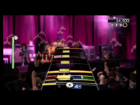 [HD 720p] Race the Hourglass by Audio Fiction (Rock Band 2 RBN DLC Expert drums 5*)